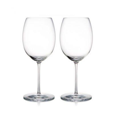 歐洲 ROGASKA 水晶玻璃 EXPERT 行家品味 紅酒杯 23cm 2支裝