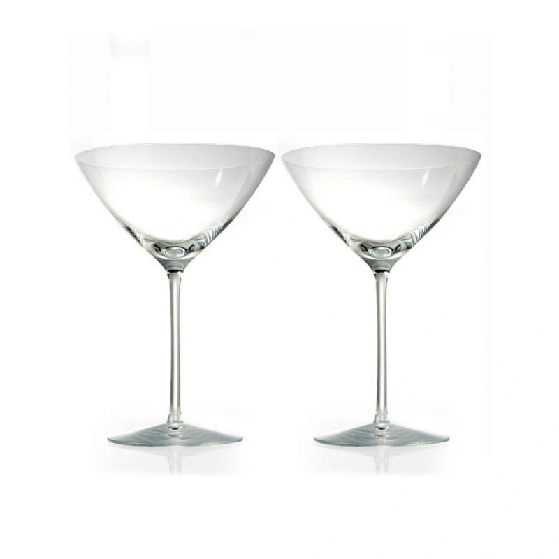 歐洲 ROGASKA 水晶玻璃 EXPERT 行家品味 馬丁尼杯 2支裝