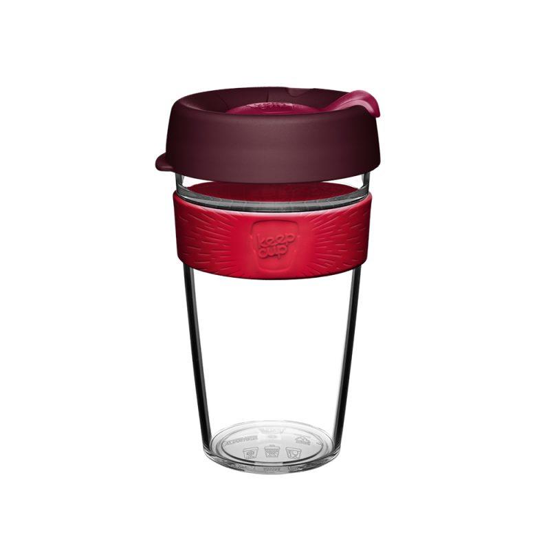 澳洲 KeepCup 隨身咖啡杯 輕漾系列 L - 歡慶