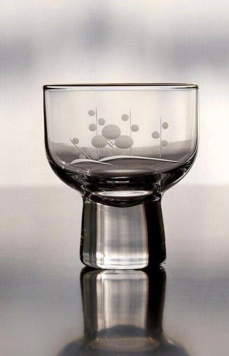 日本 東洋佐佐木硝子 富士山松.梅 招福對杯 (含精美木盒)