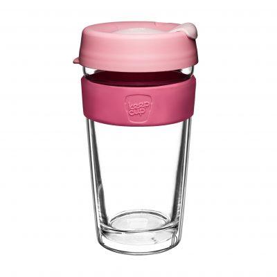 KeepCup 雙層隔熱杯 L - 甜心粉