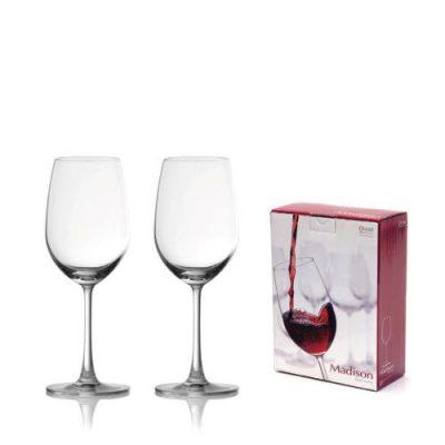 Ocean 麥德遜紅酒杯 425ml (2入禮盒組)