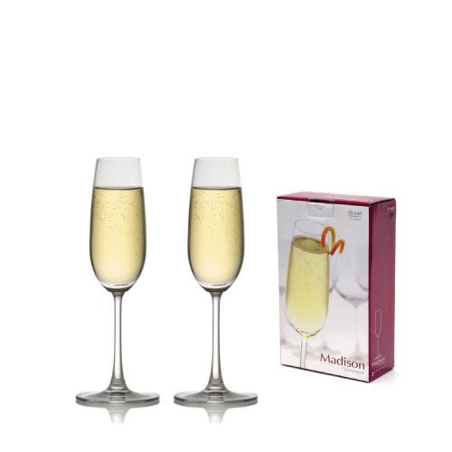 Ocean 麥德遜香檳杯 210ml (2入禮盒組)