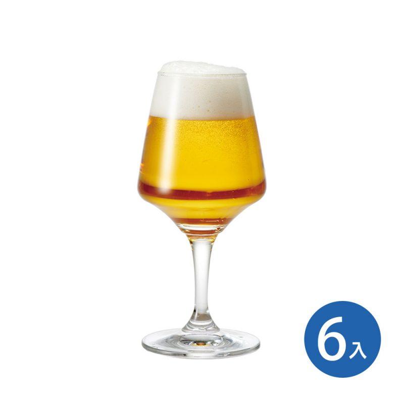 Ocean CRAFT 精釀高腳啤酒杯 390ml (6入)