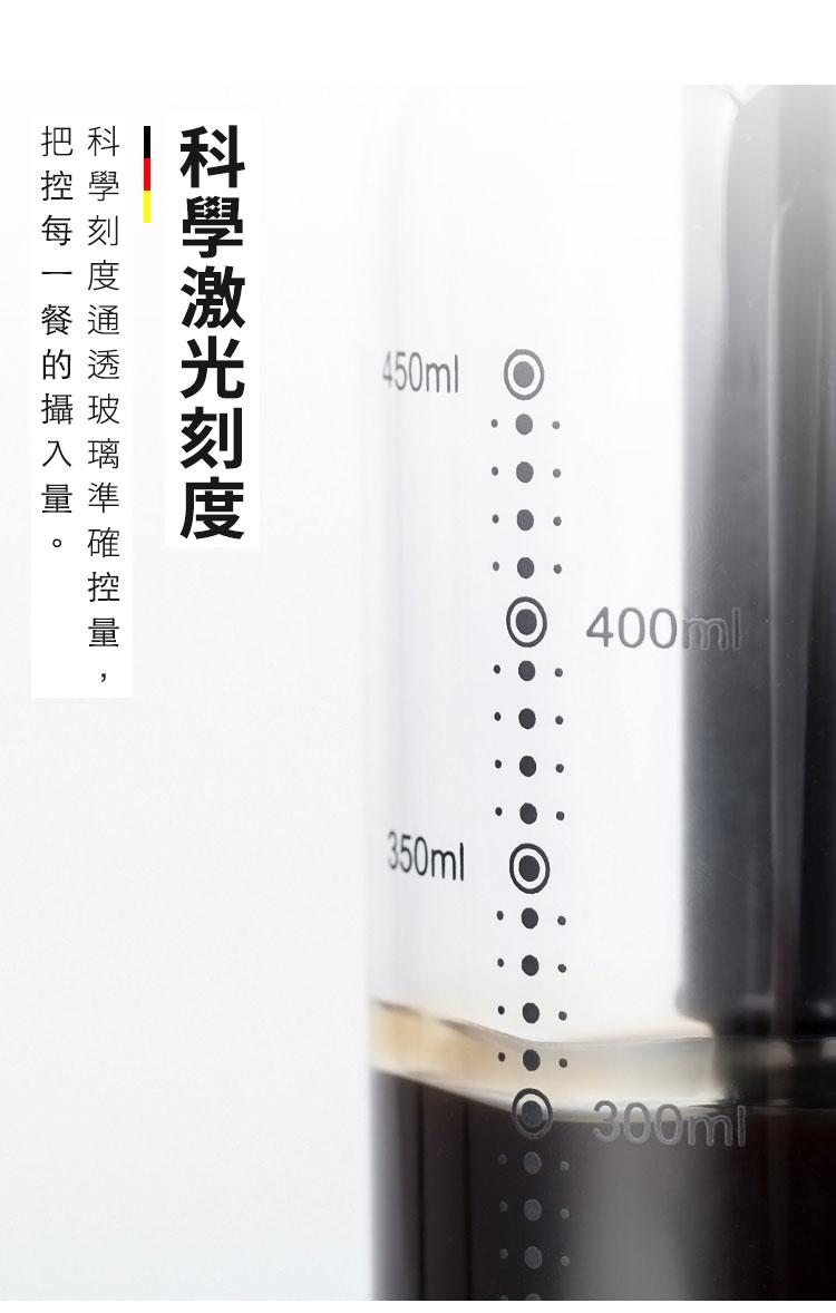 德國 Plazotta 蠔油瓶壓嘴 300ml / 500ml