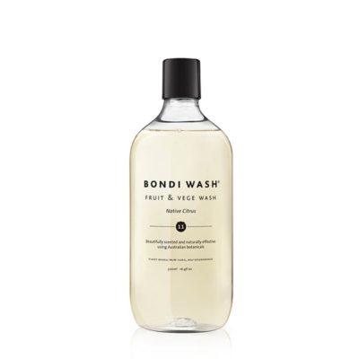 澳洲 BONDI WASH 天然蔬果潔淨液 500ml