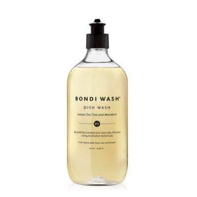 澳洲 BONDI WASH 檸檬茶樹&柑橘碗盤清潔液 500ml