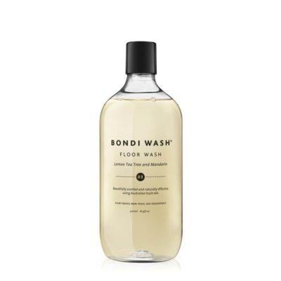澳洲 BONDI WASH 檸檬茶樹&柑橘地板清潔液 500ml