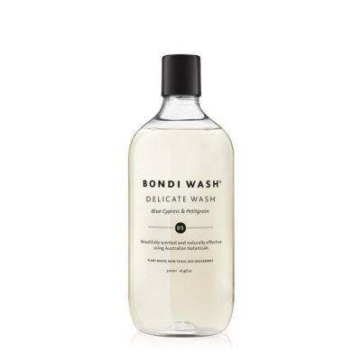 澳洲 BONDI WASH 藍絲柏&苦橙葉精緻衣物洗衣精 500ml