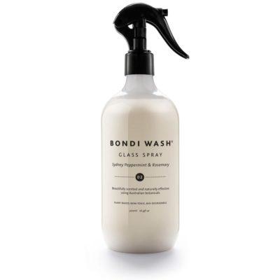 澳洲 BONDI WASH 雪梨薄荷&迷迭香鏡面清潔液 500ml