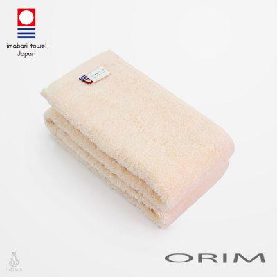 日本ORIM 飯店級今治毛巾 BULKY PRO (玫瑰粉)