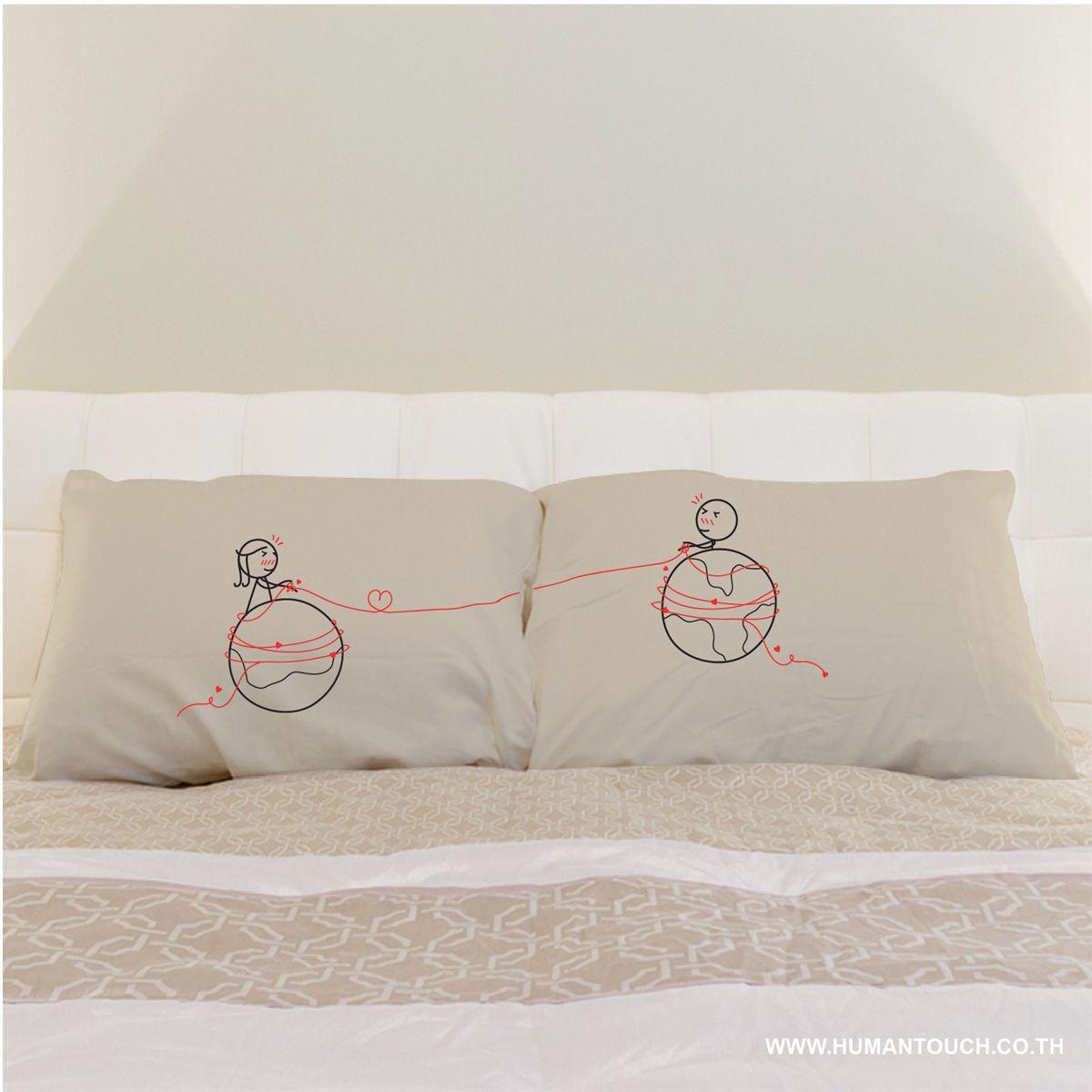 HUMAN TOUCH – MARS & VENUS 雙人枕套