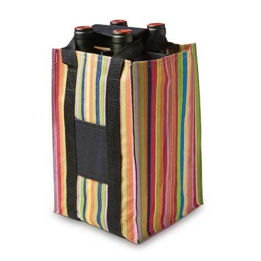 PULLTEX 混色時尚酒提袋