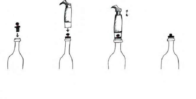 L'Atelier du Vin 造型先生開瓶真空禮盒組