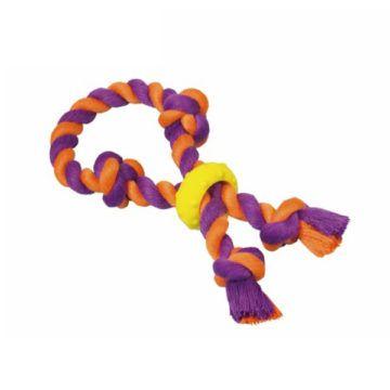 PETSTAGES 迷你健齒繩環