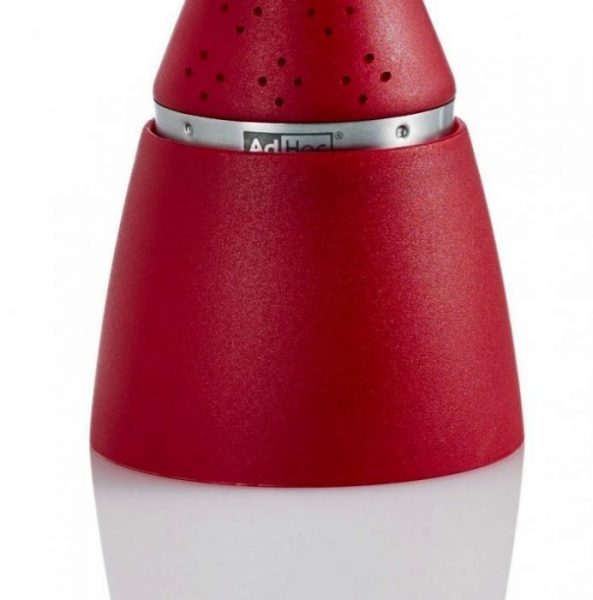 AdHoc 計時器漂浮濾茶器 (紅)