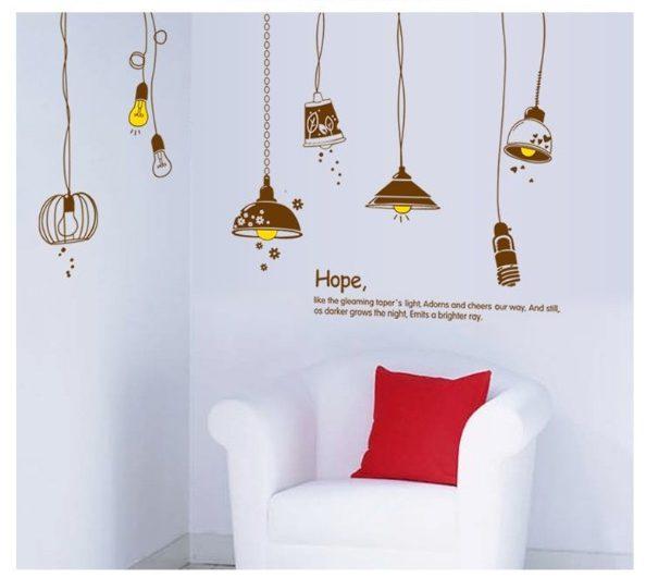 JB-Design 時尚壁貼 希望之光